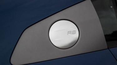 Audi R8 - petrol cap