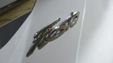 Ford Fiesta Mk6 - badge