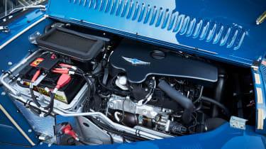 Morgan Plus Four - engine