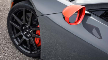 Ford GT Carbon Series - wing mirror