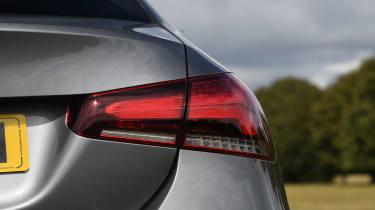 Mercedes A 250 Saloon - rearlight