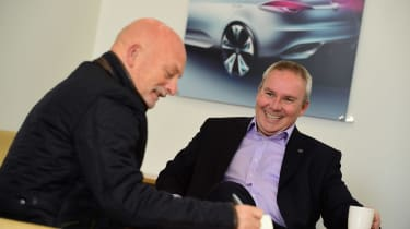 Sales boss Cheyne says MG must look forward, and claims launch of first-ever crossover will breathe new life into brand