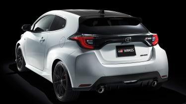 Toyota GR Yaris - rear studio