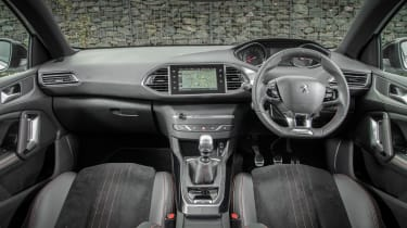 "<p class=""p1"">Stylish GT-Line is intended to represent quality, and it brings plenty of kit including sat-nav, reversing cameras and climate control</p>"
