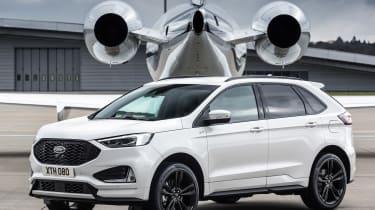 Ford Edge facelift 2018 static