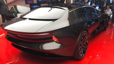 Aston Martin Lagonda Vision concept - show rear