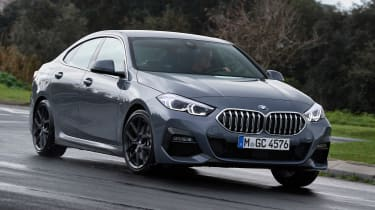 BMW 2 Series Gran Coupe - front action