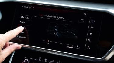 Audi A6 Avant long termer - final report infotainment