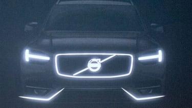 2015 Volvo XC90 front