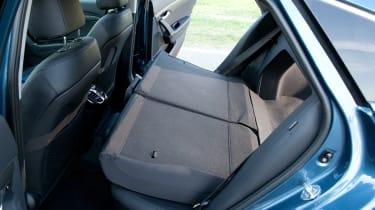 Hyundai i40 rear seats