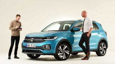 Volkswagen T-Cross - Johnny Burn