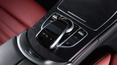Mercedes C-Class Coupe - controls