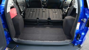 Ford EcoSport capacity