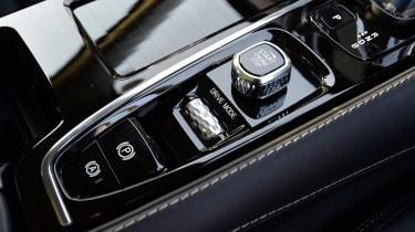 Volvo V90 T8 - drive mode