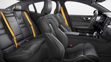 Volvo S60 - seats