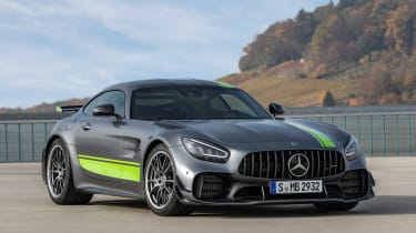 Mercedes-AMG GT R Pro - front static