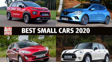 These days, small cars offer much more than their size suggest. Take a look at the best of the bunch below.