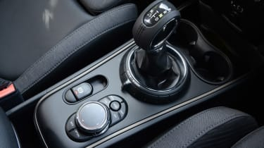 MINI Countryman S E plug-in hybrid - transmission