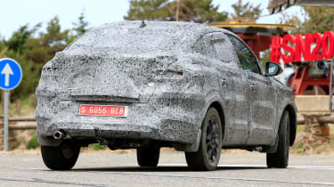 Renault Kadjar coupe-SUV - spyshot 13