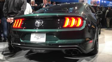 Ford Bullitt Mustang GT - Detroit full rear