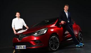 Mk4 Renault Clio - Van den Acker
