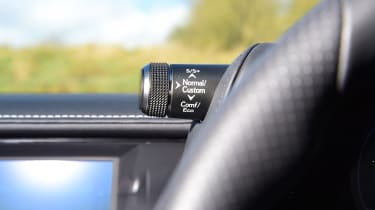 Lexus LC - drive mode