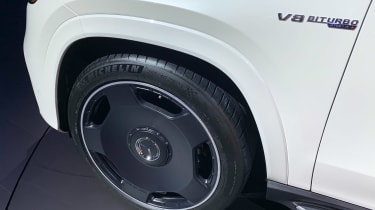Mercedes-AMG GLS 63 - Los Angeles wheel