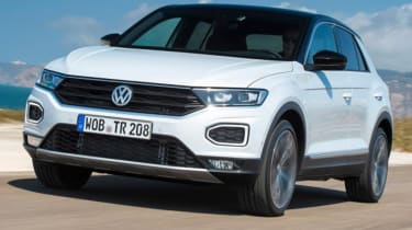Safest cars for sale in the UK - Volkswagen T-Roc
