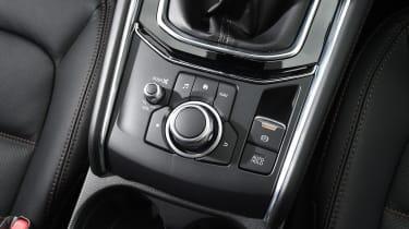 Mazda CX-5 SUV - buttons