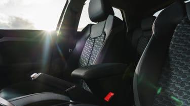 Audi A1 - seats