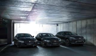 Jaguar Black Editions revealed