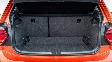 Volkswagen Polo 1.0 MPI - boot