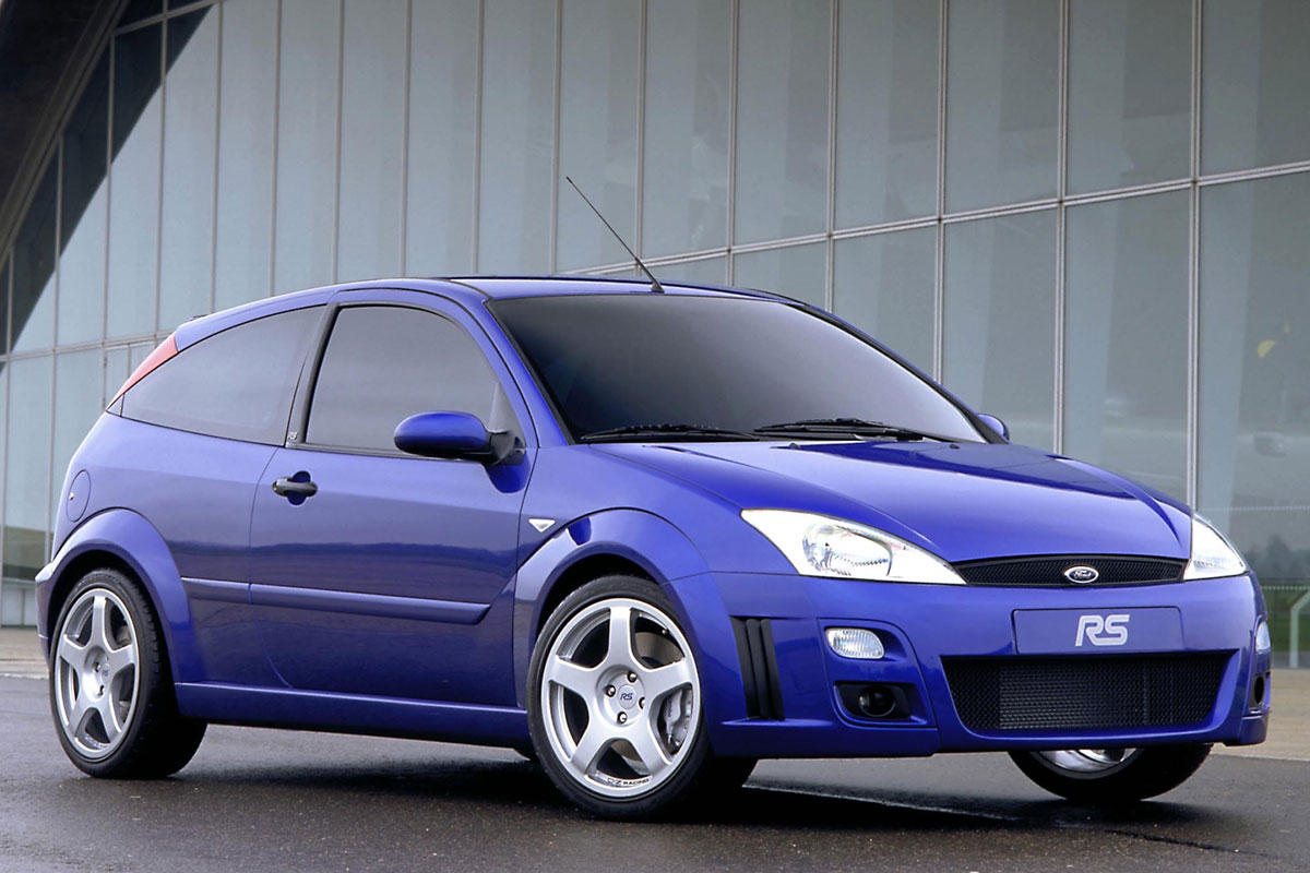 ford focus rs mk1 0 0