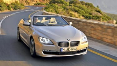 BMW 6-Series Convertible ft