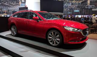 Mazda 6 Tourer - Geneva front