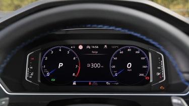 Volkswagen Tigun R - dials