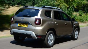 Dacia Duster - rear