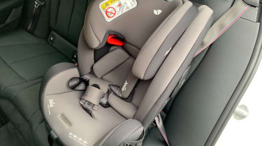 Best child car seats - Group toddler side