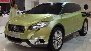 Suzuki S-Cross front