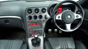Used Alfa Romeo 159 - dash
