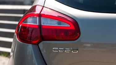 Kia Cee'd 2015 facelift - tail light