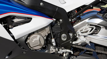 BMW S1000RR Sport engine 1