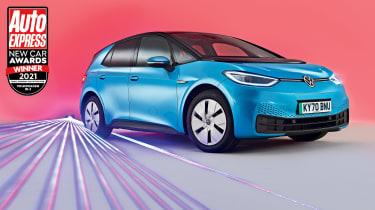 Volkswagen ID.3 - New Car Awards 2021