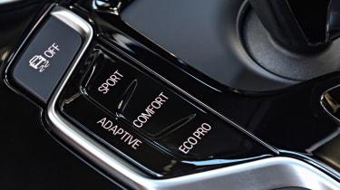 BMW X3 M40i - drive select