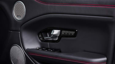 Range Rover Evoque Ember - door inlay