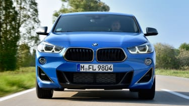 BMW X2 M35i - full front