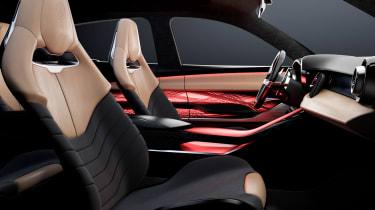 Alfa Romeo Tonale - seats