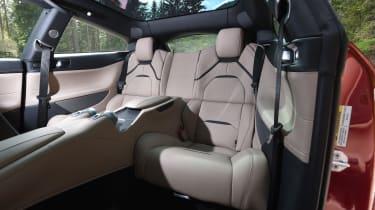 Ferrari GTC4 Lusso - rear seats