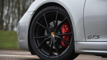 Porsche 718 Boxster GTS - wheel