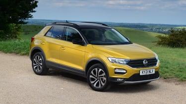 Volkswagen T-Roc Active - front static
